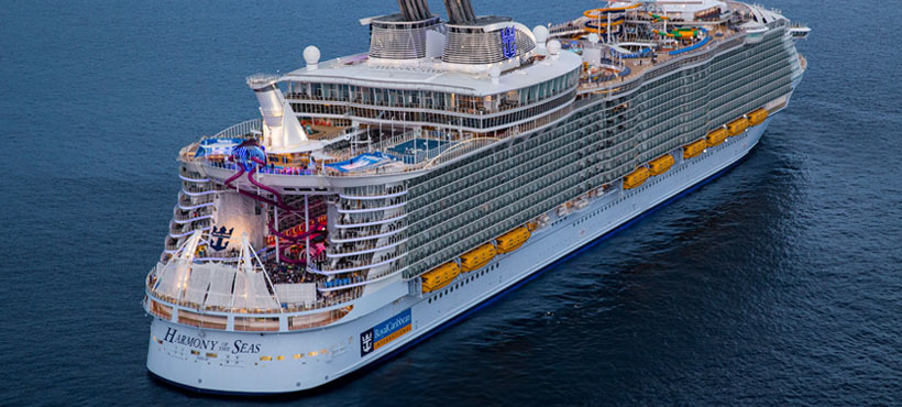 Harmony of the Seas-ship