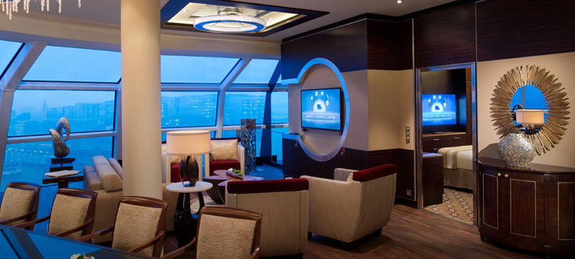 Luxury Celebrity Cruise