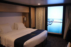 Newly Designed Staterooms