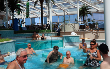 Rest and Relaxation on Anthem of the Seas
