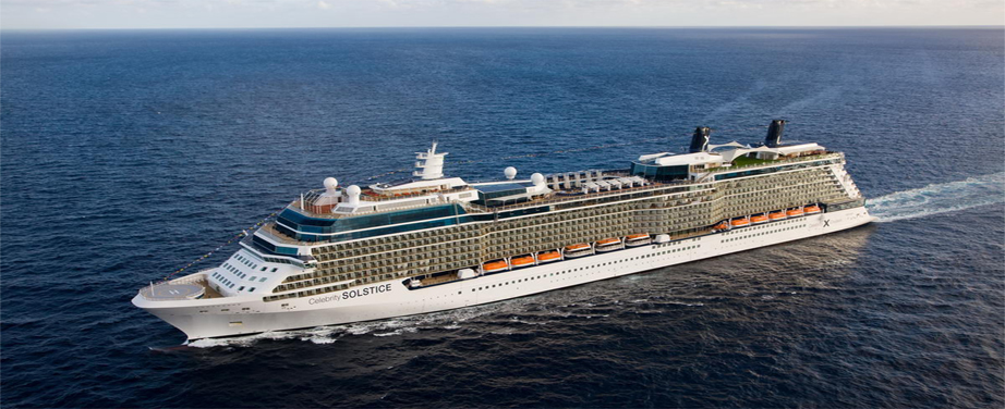 Celebrity solstice aft pictures