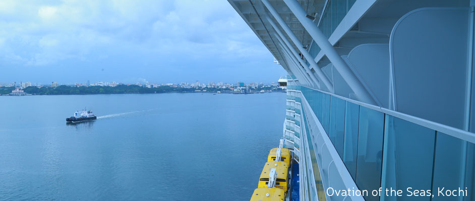 cochin Ovation of the Seas