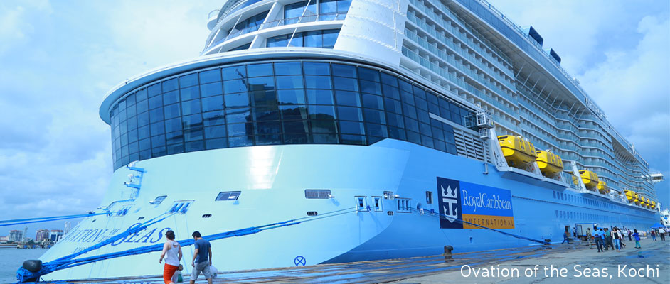 Kochi Ovation of the Seas