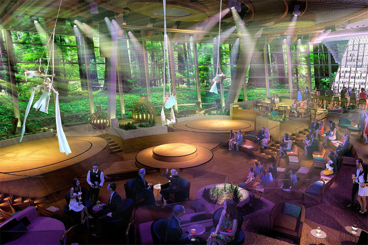 Anthem Of The Seas Experience Dynamic Dining And Newly