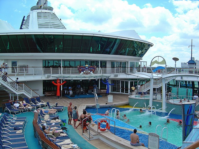Jewel Of The Seas Cruise Ship Information Royal Caribbean International