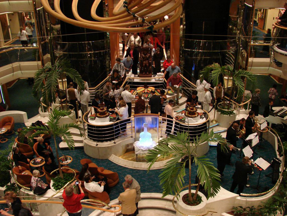 Adventure of the seas casino 17