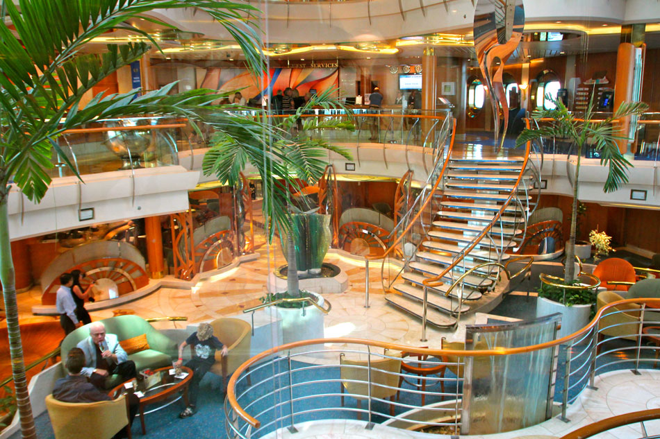 Vision Of The Seas Cruise Ship Information