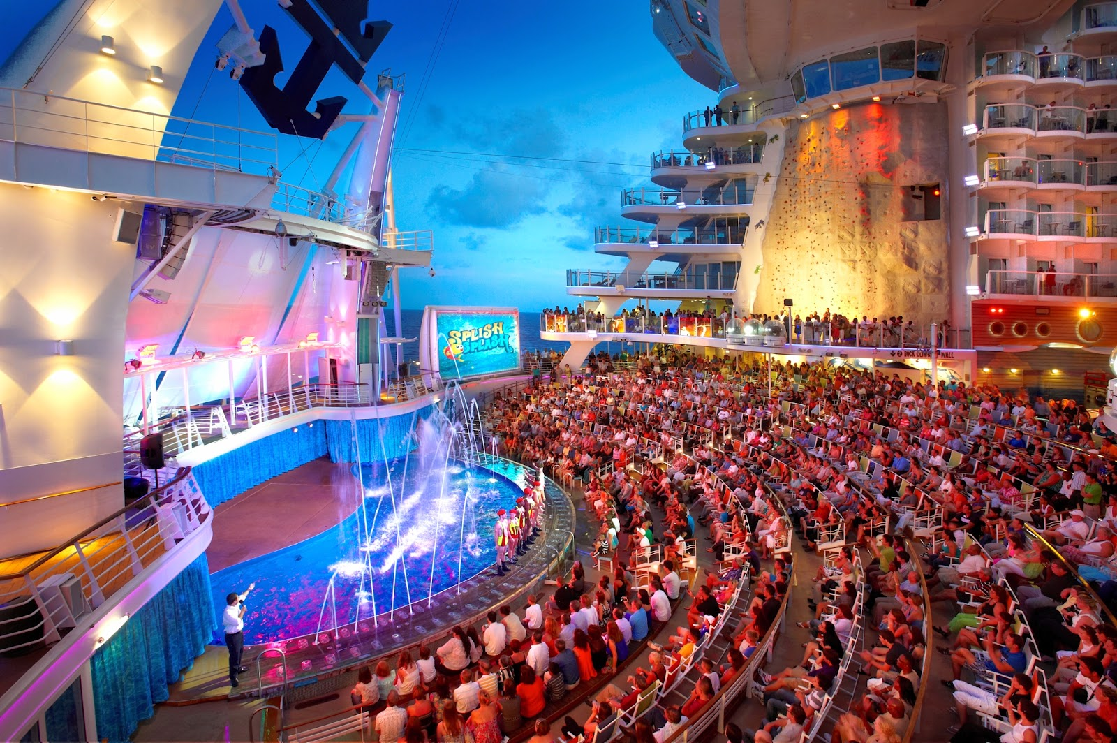 theater shows on cruises