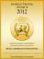 Royal Caribbean International wins World Travel Awards 2012