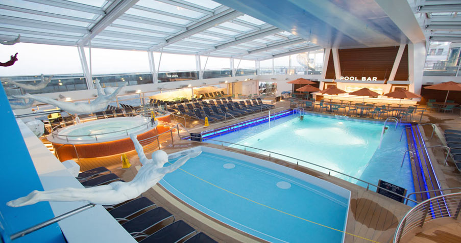 Royal Caribbean Ovation Of The Seas Comes Calling To