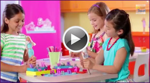 Barbie Experience from Royal Caribbean Cruises