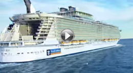 Royal Caribbean International Ships Are Designed For WOW